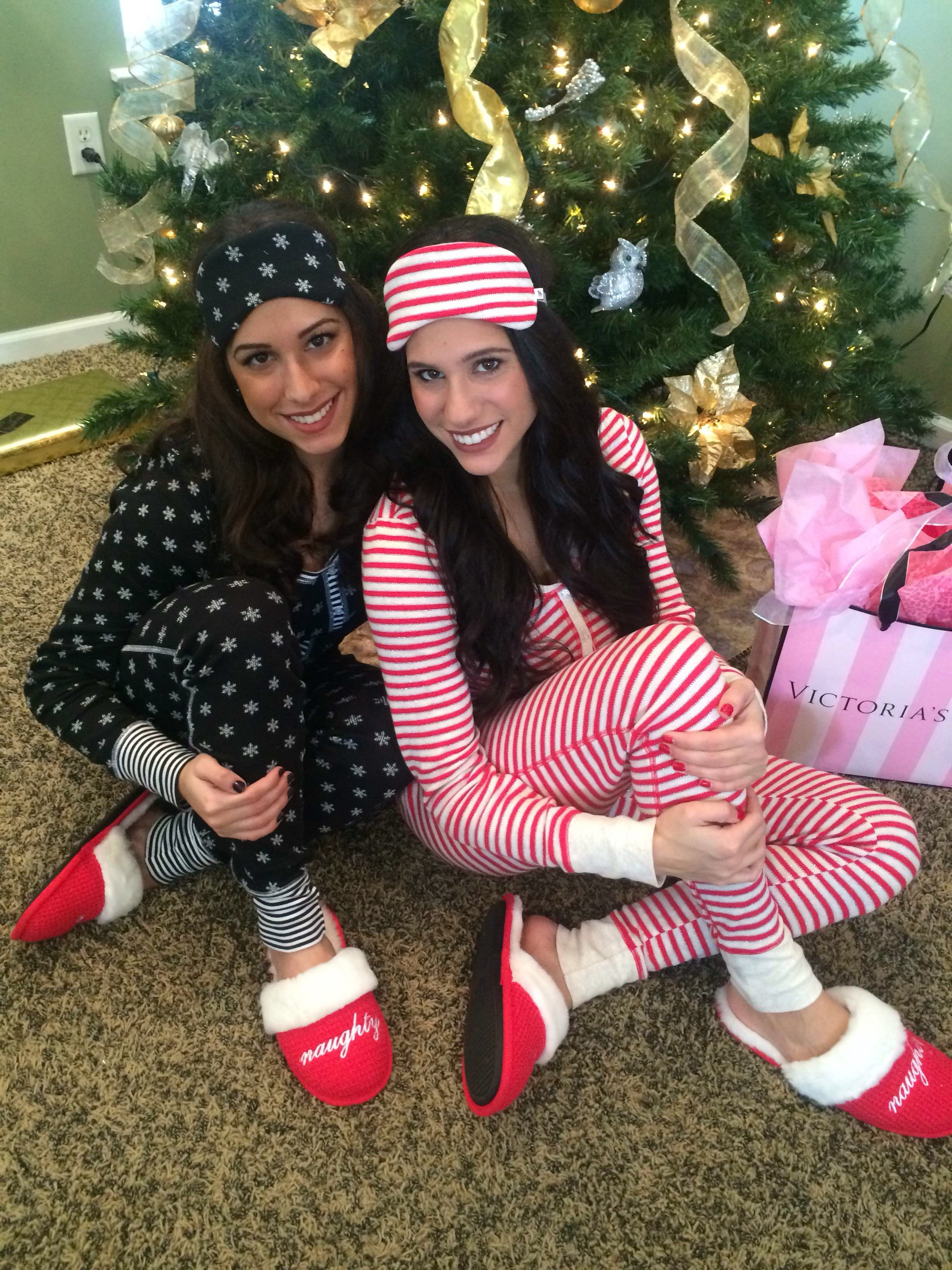 Christmas Morning – Keeping Up With The Fashions