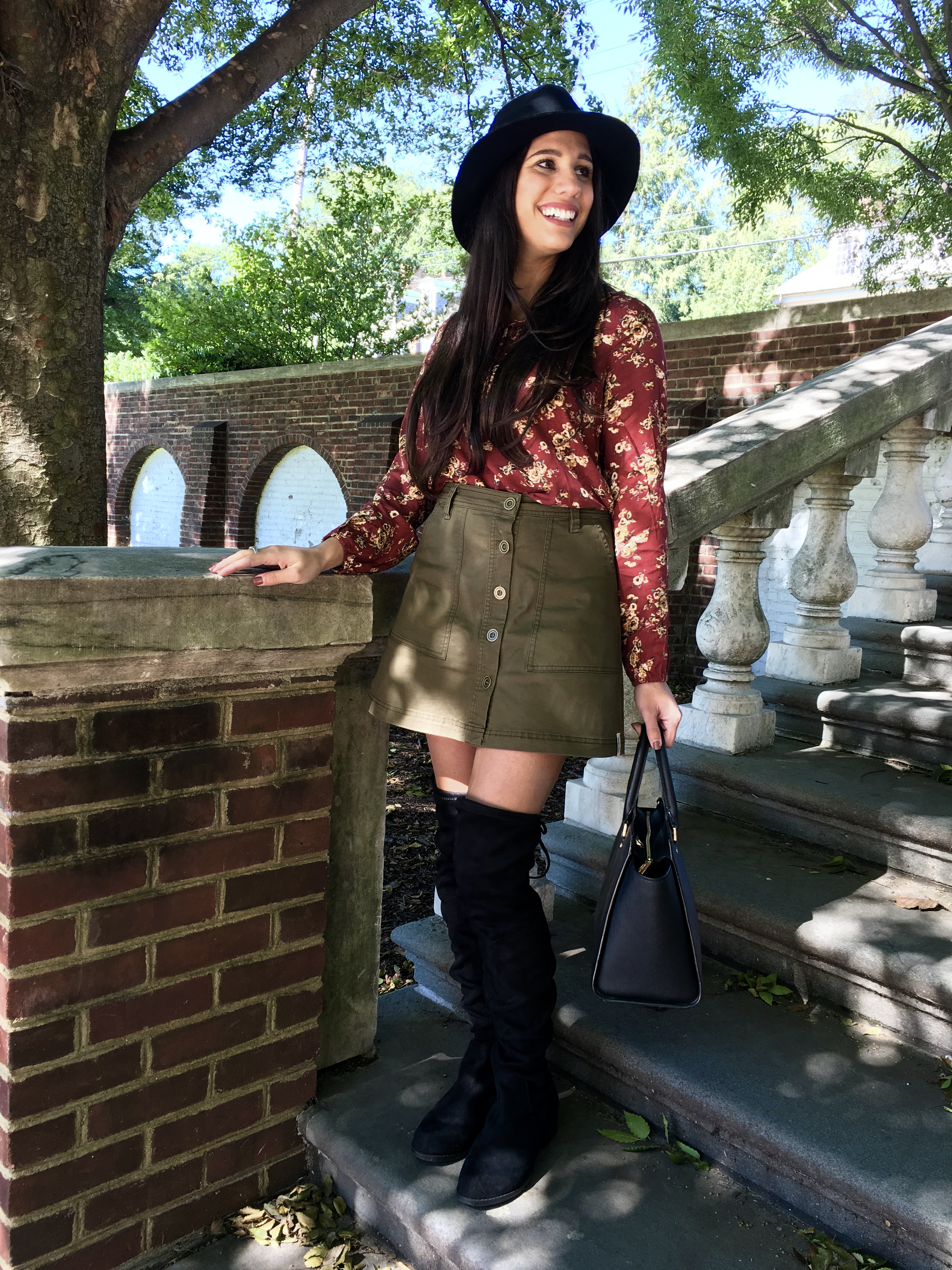 a50b88fa7b Who doesn't love a new pair of boots for the season?! I know I do! I am  sure we all came across the absolutely stunning Stuart Weitzman 'Lowland' Over  The ...